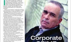 Private Investigator Oxford Times Corporate Crime Fighter